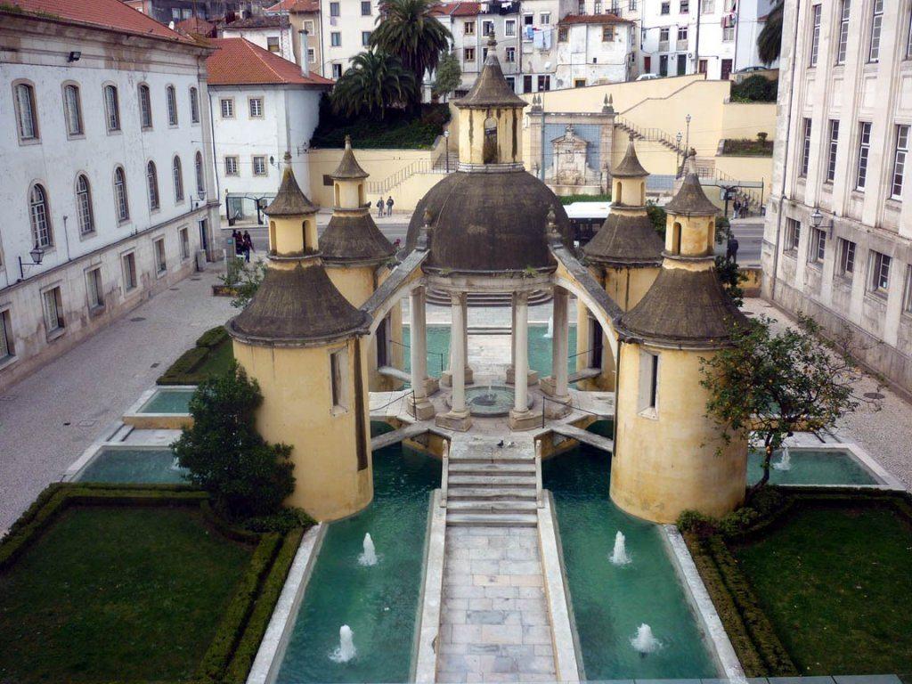 jardim 1024x768 - Todos os pontos turísticos de Portugal