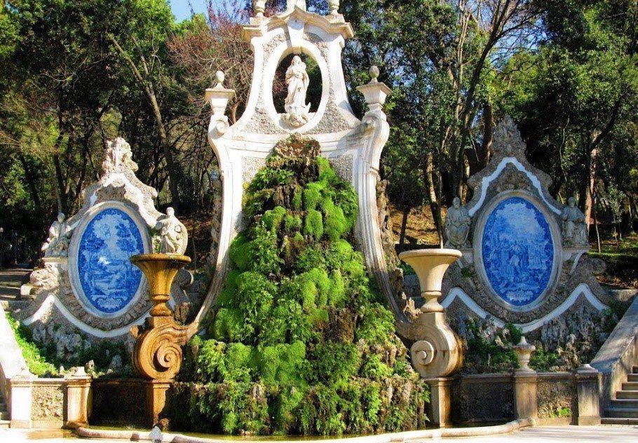 jardim sereia - Todos os pontos turísticos de Portugal