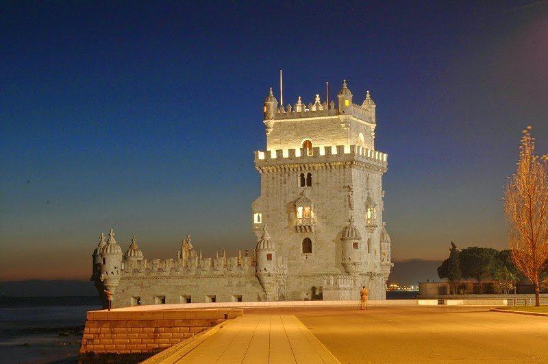 torre de belem lisboa - Todos os pontos turísticos de Portugal