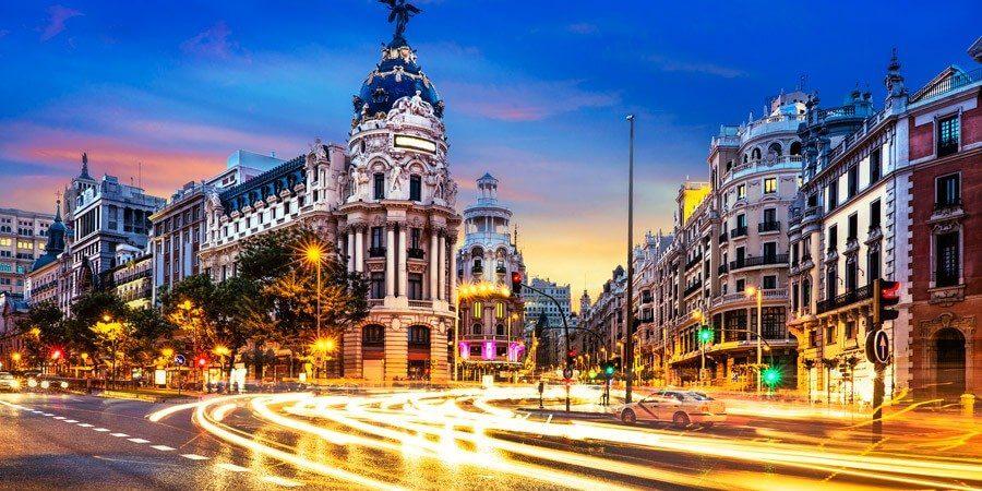 capital da Espanha 1 - Tudo sobre a capital da Espanha