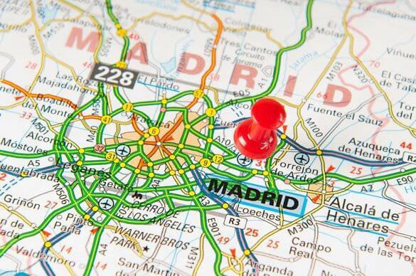 capital da Espanha