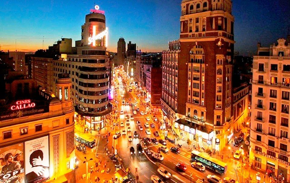 cidades da Espanha 2 - Tudo sobre as cidades da Espanha