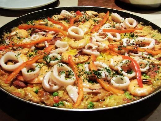 comidas típicas da Espanha 4 - Tudo sobre as comidas tipicas da Espanha