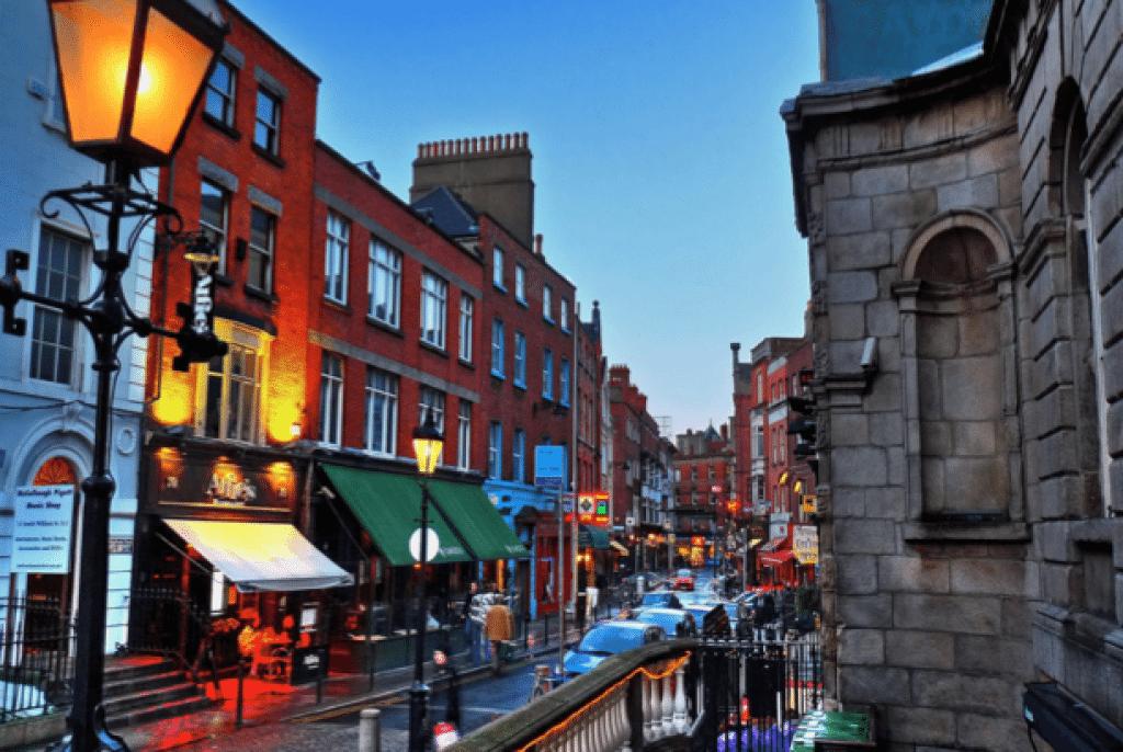Custo de vida Irlanda