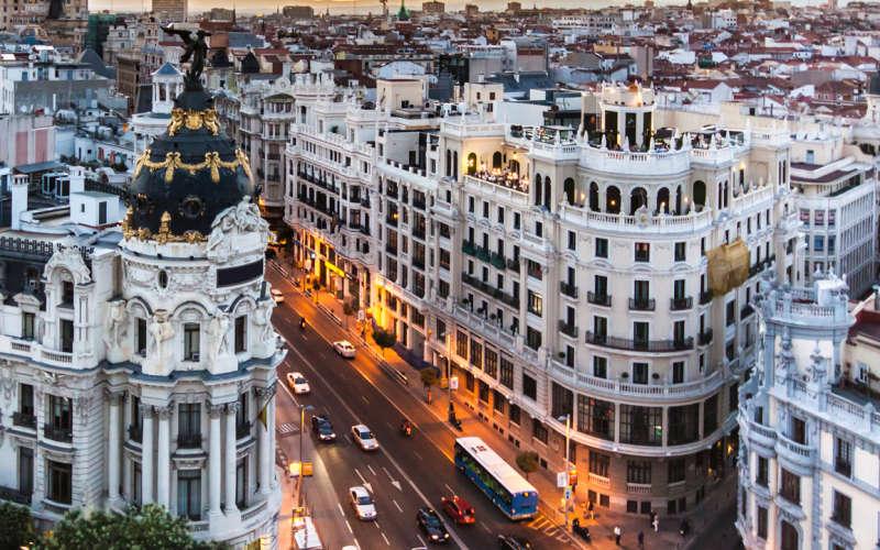Madrid 5 - Descubra tudo sobre Madrid
