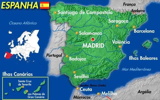 Madrid 6 - Descubra tudo sobre Madrid