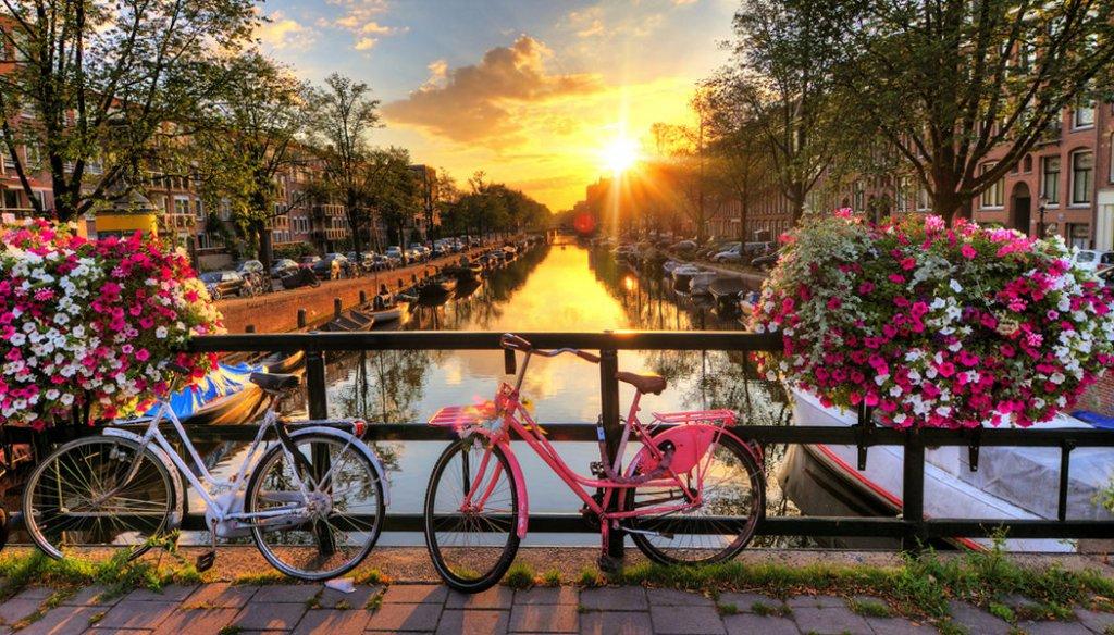 cidades da Holanda