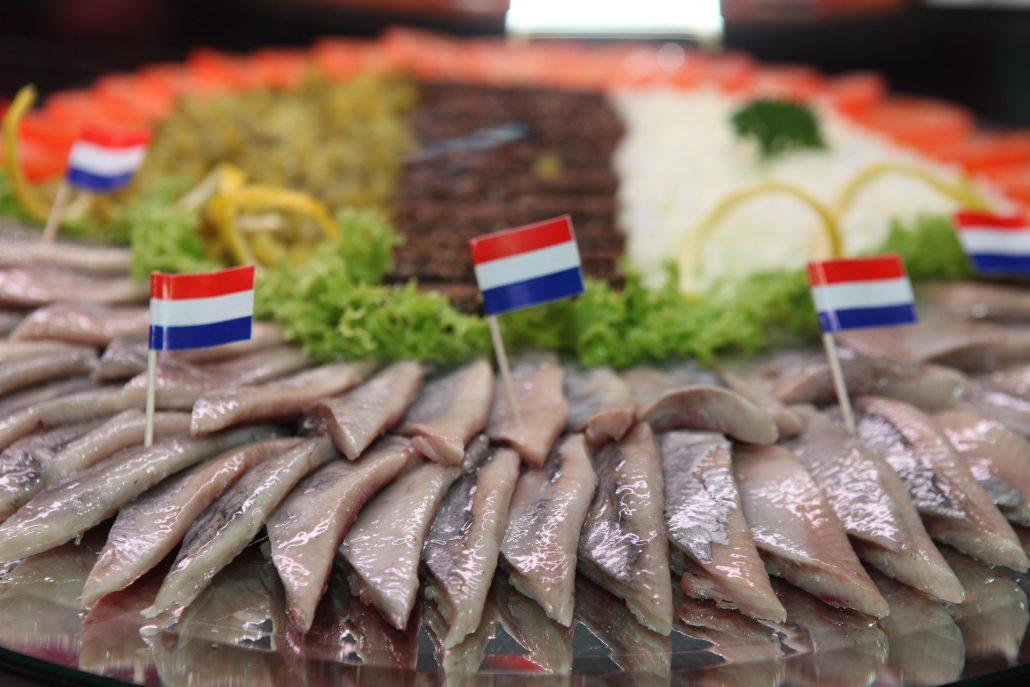 comidas típicas da Holanda