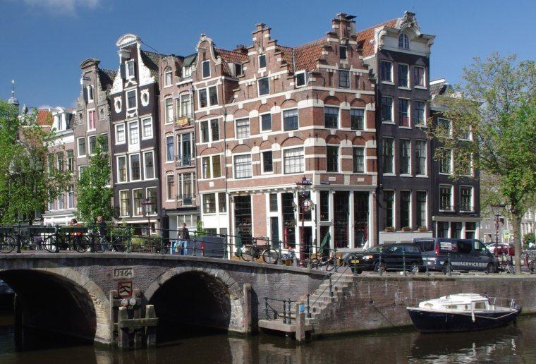 onde fica Amsterdã 1 - Onde fica Amsterdã