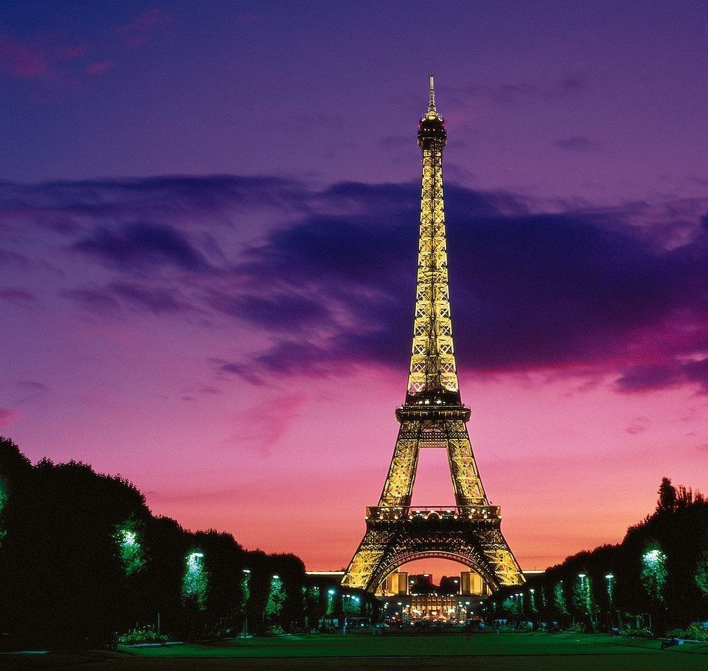viagem para França