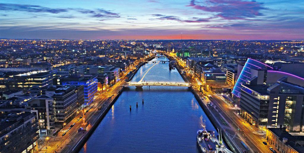 Dublin - Dublin, onde fica?
