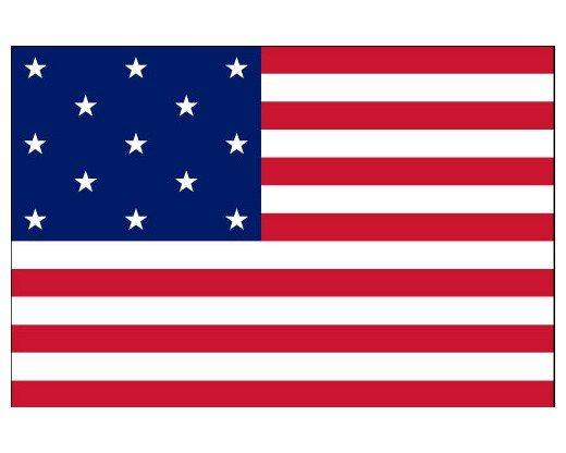 bandeira dos Estados Unidos 1 - Conheça a bandeira dos Estados Unidos
