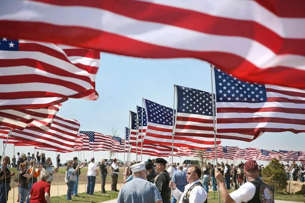 bandeira dos Estados Unidos 8 - Conheça a bandeira dos Estados Unidos