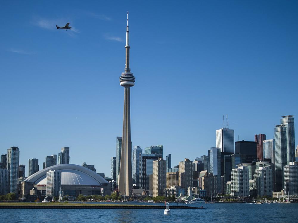 onde fica toronto - Onde fica Toronto?
